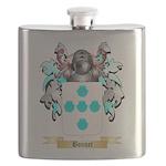 Bonnet Flask