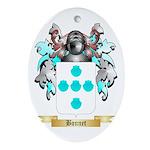 Bonnet Ornament (Oval)