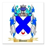 Bonner Square Car Magnet 3