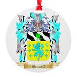 Bonnell Round Ornament