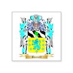 Bonnell Square Sticker 3