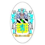 Bonnell Sticker (Oval 10 pk)
