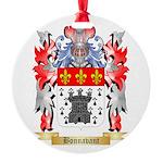 Bonnavant Round Ornament