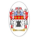 Bonnavant Sticker (Oval 50 pk)