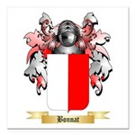 Bonnat Square Car Magnet 3