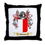 Bonnat Throw Pillow