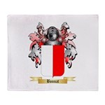 Bonnat Throw Blanket