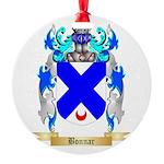 Bonnar Round Ornament