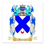 Bonnar Square Car Magnet 3
