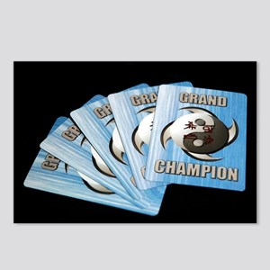 Grand Championc Postcards (Package of 8)