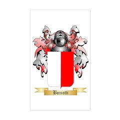 Boniotti Sticker (Rectangle)