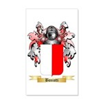 Boniotti 35x21 Wall Decal