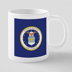 USAF Emblem Mugs