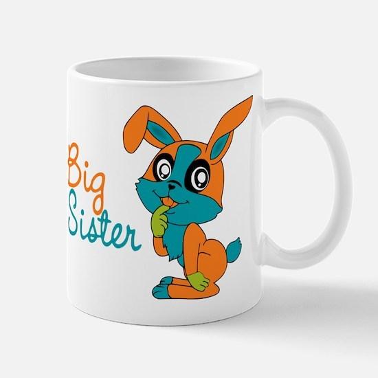 Big Sister Bunny Mug