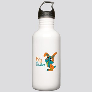 Big Sister Bunny Stainless Water Bottle 1.0L