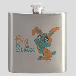 Big Sister Bunny Flask