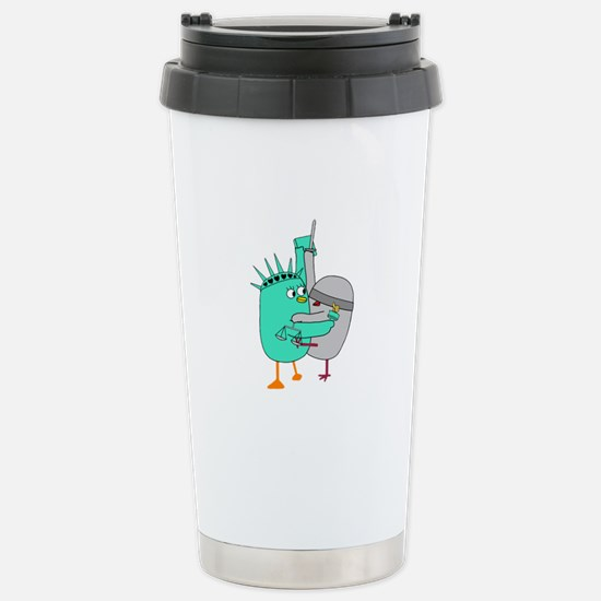 Liberty and Justice for All Travel Mug