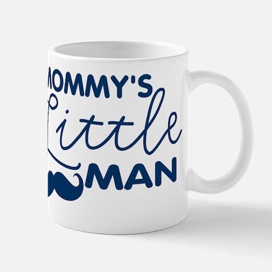 Mommy's Little Man Mug
