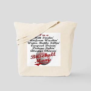 Baseball_Mom Tote Bag
