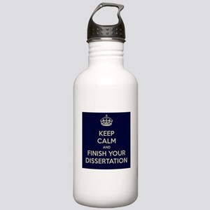 Keep Calm and Finish Your Dissertation Stainless W