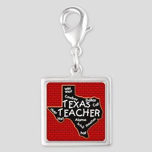 Texas Teacher Charms