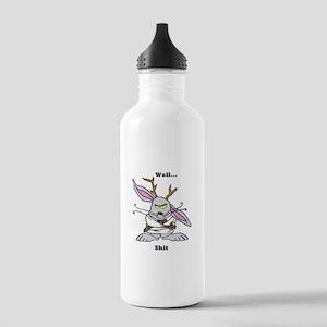 Crazy Jackalope Water Bottle