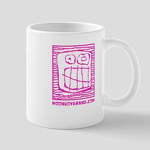 """Pink Blob"" by Moonboybrand.com Mug"