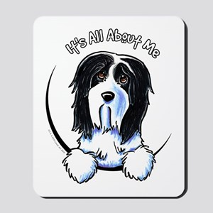 Bearded Collie IAAM Mousepad