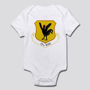18th Wing Infant Bodysuit