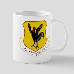 18th Fighter Wing Mug