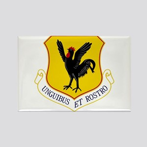 18th Fighter Wing Rectangle Magnet