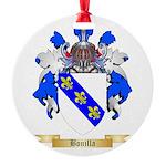 Bonilla Round Ornament