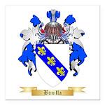 Bonilla Square Car Magnet 3