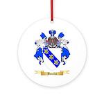 Bonilla Ornament (Round)