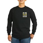 Bonifazio Long Sleeve Dark T-Shirt