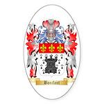 Bonifant Sticker (Oval 50 pk)