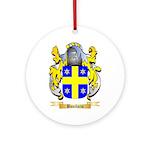 Bonifacio Ornament (Round)