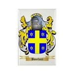 Bonifacci Rectangle Magnet (100 pack)