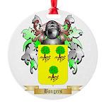 Bongers Round Ornament