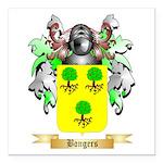 Bongers Square Car Magnet 3