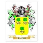 Bongers Small Poster