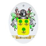 Bongers Ornament (Oval)