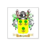 Bongartz Square Sticker 3