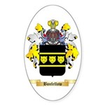 Bonfellow Sticker (Oval 10 pk)