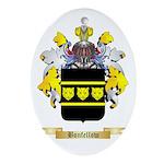 Bonfellow Ornament (Oval)