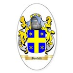 Bonfatti Sticker (Oval 10 pk)
