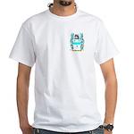 Boness White T-Shirt