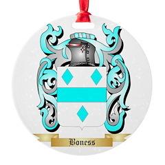 Boness Ornament
