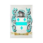 Boness Rectangle Magnet (100 pack)