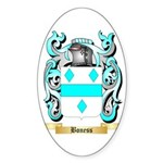 Boness Sticker (Oval 50 pk)